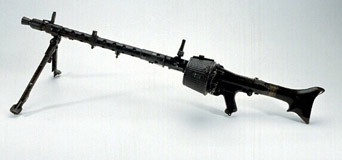 German Ww2 Machine Guns was a German machine gun