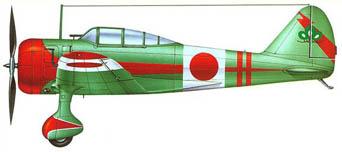 Ki-27 Nate